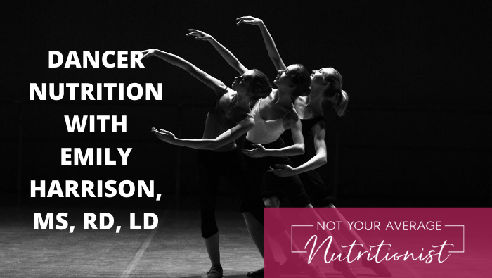 Dancer Nutrition
