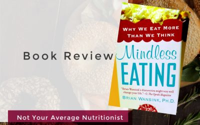 BOOK REVIEW: MINDLESS EATING