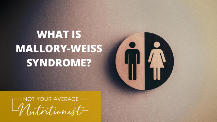 WHAT IS MALLORY-WEISS SYNDROME?