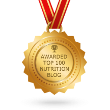 Nutrition Blog Award