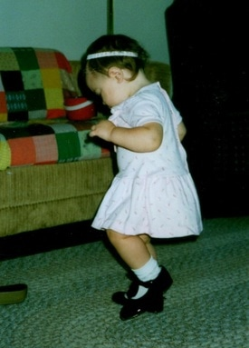 Libby Dancing