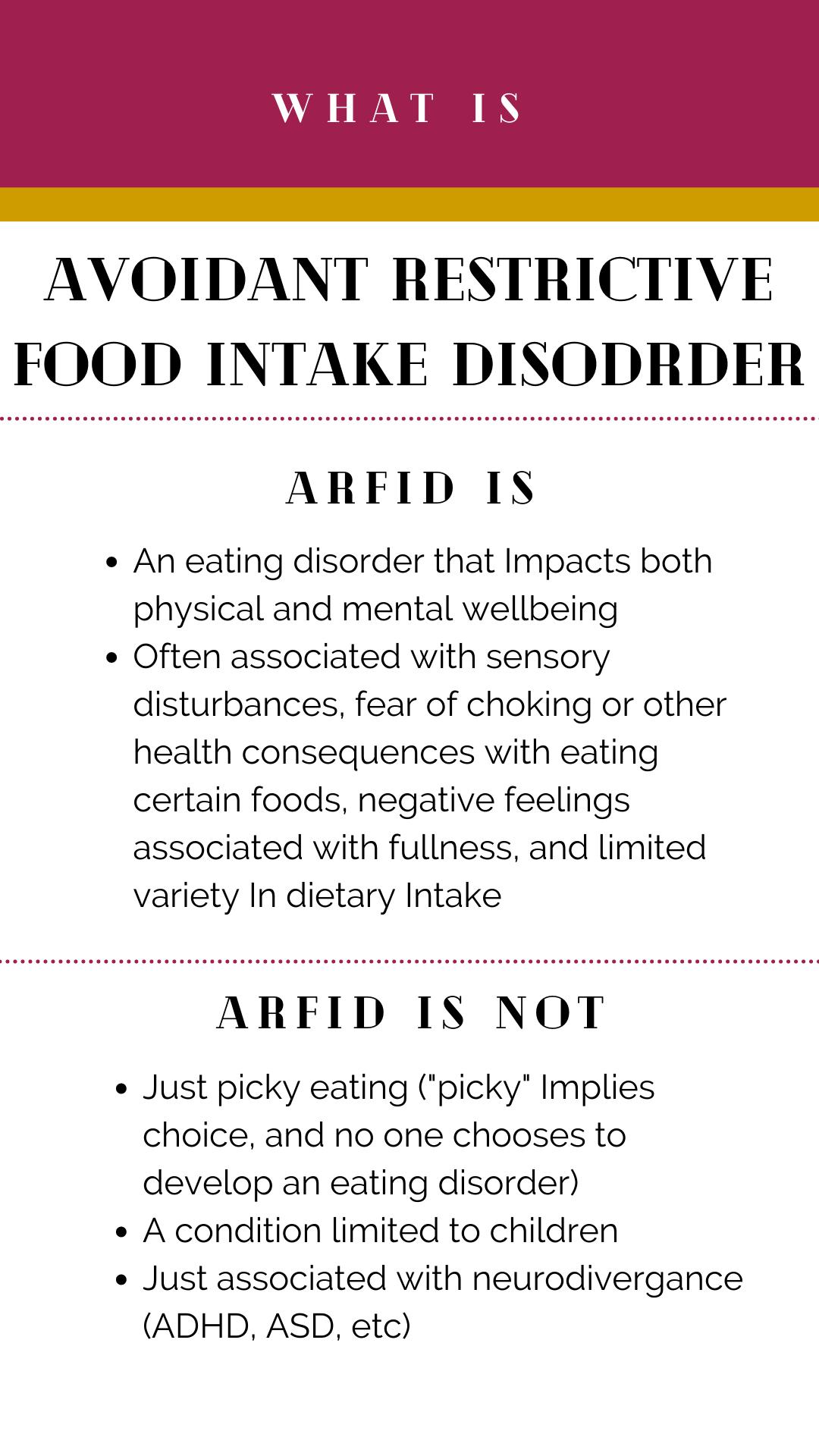 AFRID Infographic