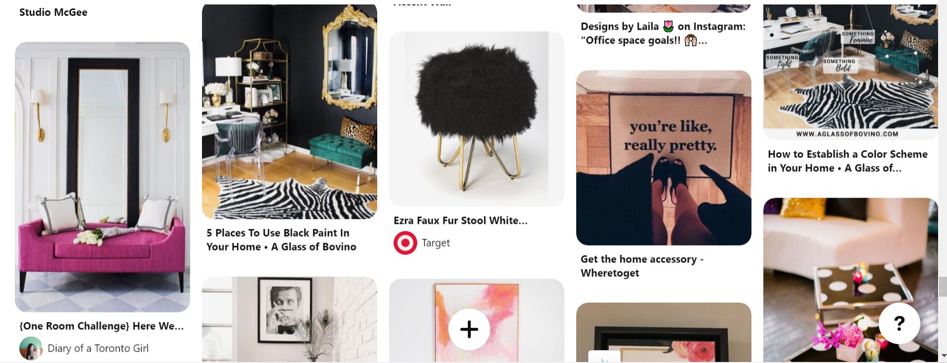 Home Office Pinterest Board